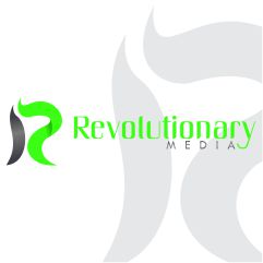 Revolutionary Media profile logo